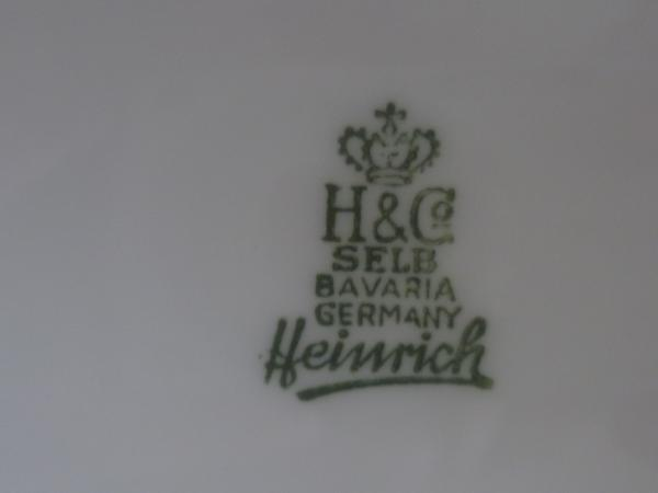 Heinrich selb bavaria